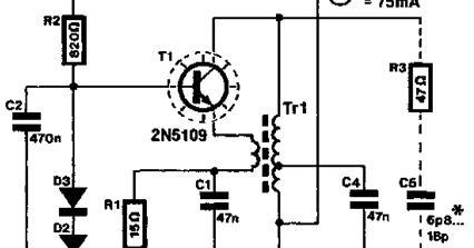 Easy Circuit Lab: High Level Wideband RF Preamplifier